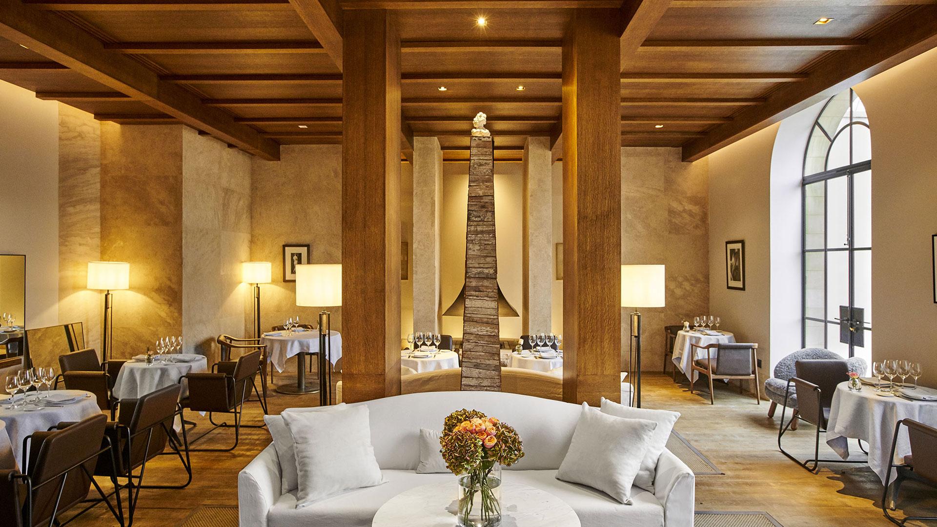 Restaurant gastronomique en provence h tel de luxe villa - Le salon de la photo ...